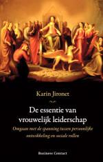 Boekcover; De essentie van vrouwelijk leiderschap
