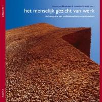 Boekcover; Het menselijk gezicht van werk