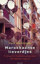 Boekcover; Marokkaanse lieverdjes door Hans Werdmölder