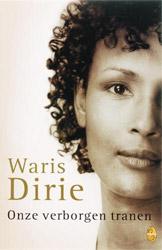 Boekcover; Onze verborgen tranen door Waris Dirie