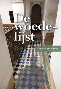 Boek cover De woede-lijst door Sidi Moha Habib